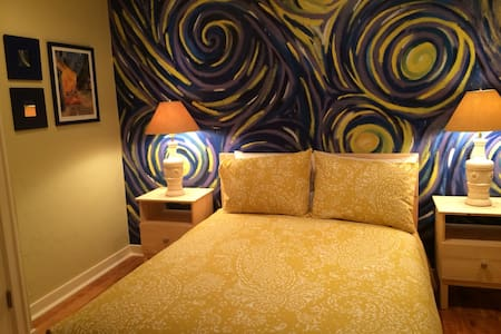 The Van Gogh Room in Downtown Oly - Olympia