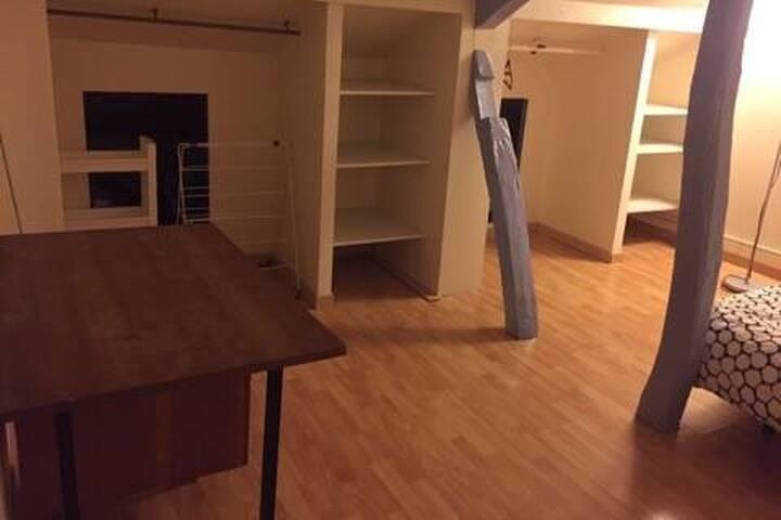 Maison centre-ville / parfait pour étudiants - Rouen - Haus