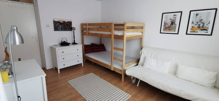 Cosy studio perfect for families in Sinaia