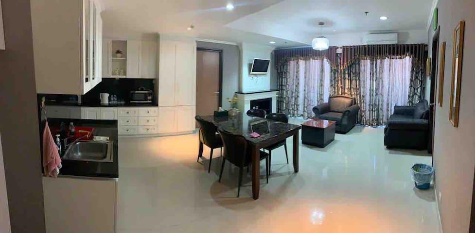 Apartment MG Suites ( SETOS ) Semarang