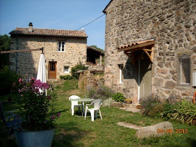 location gîte à la campagne - Boffres - Huis