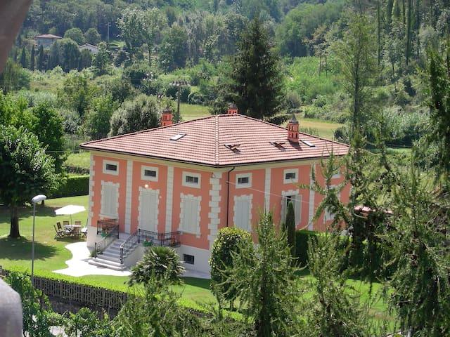 Villa Liberty Mediavalle