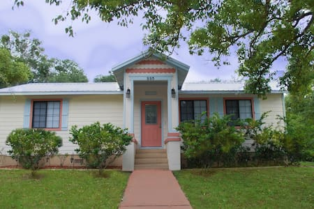 Cutest Cottage in the Cutest Town! Nothing Closer! - Mount Dora - Talo