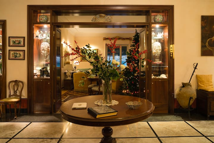 Luxury Flat in the heart of Rome - Rome - Apartment