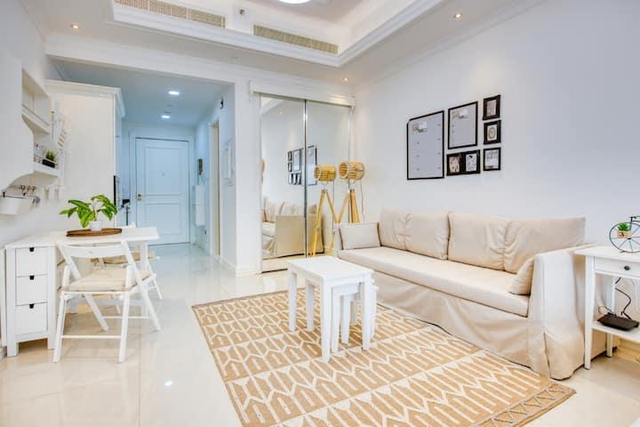 Studio Apartment in the heart of Arjan
