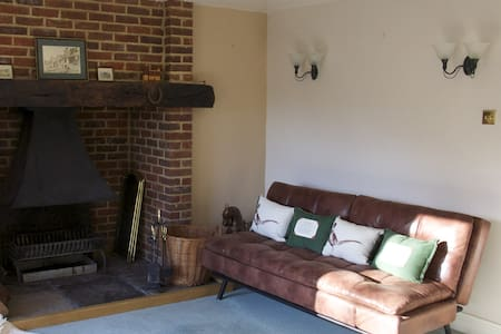 Charming Cosy Country Cottage  AONB - Horsmonden