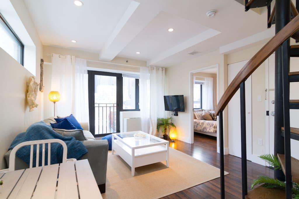 New 2br privateroof cityview beauty apartamentos en alquiler en nueva york nueva york - Apartamentos alquiler nueva york ...