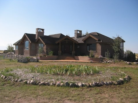 Country Estate at Crestone Meadows