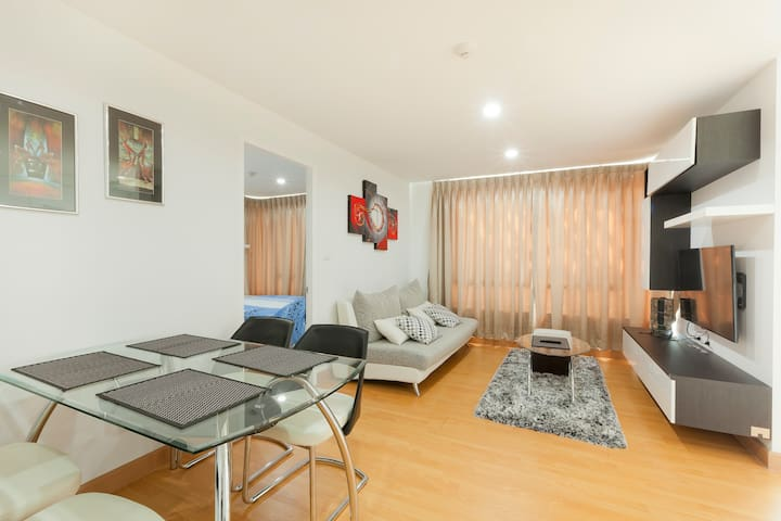 74sqm 2 bedroom apt in new condo - Phuket, Kathu, Kathu - Pis