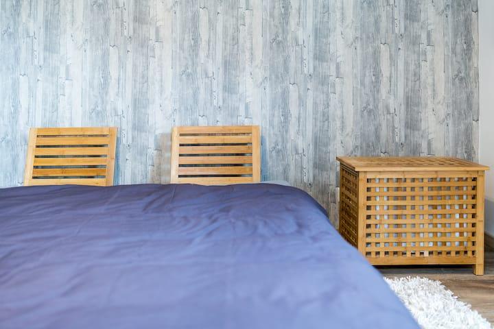Modernes, gemütliches Apartment 2 Personen/1Preis