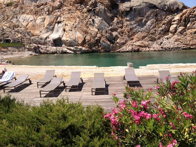 Secret Garden on the Sea - La Maddalena - Appartement
