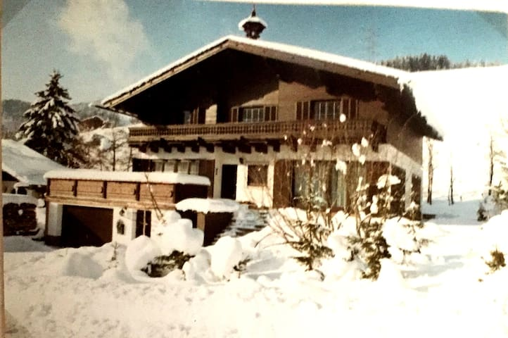 Chalet Mausefalle - Hinterthal