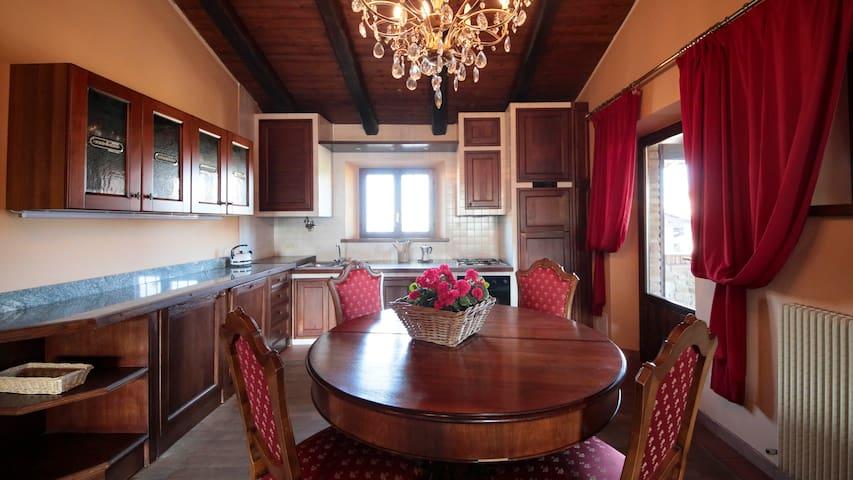 Italianway - T'Allicon Charming House - Granaio