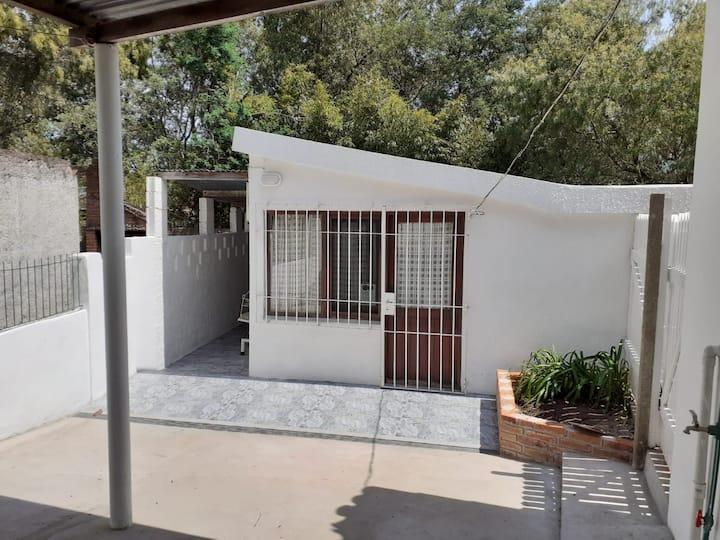 Acogedora casita para 4 personas en Piriápolis