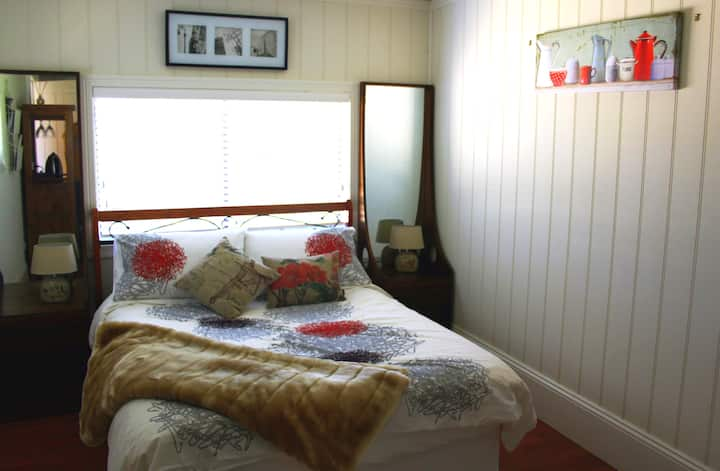 Comfortable motel style room with ensuite