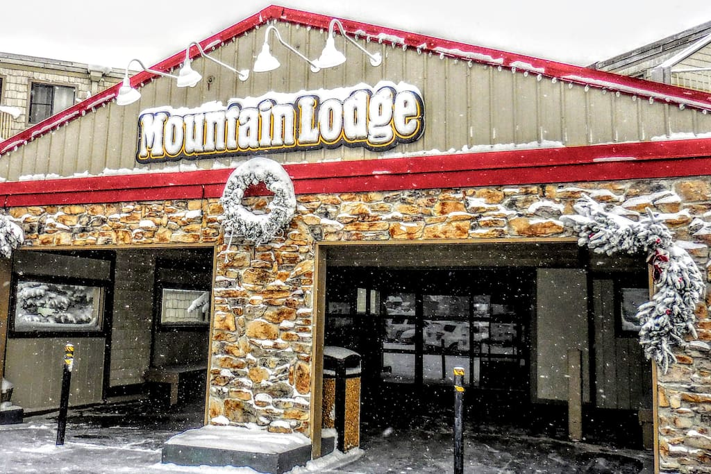 Mountain Lodge is located in one of the most convenient locations Snowshoe has to offer!