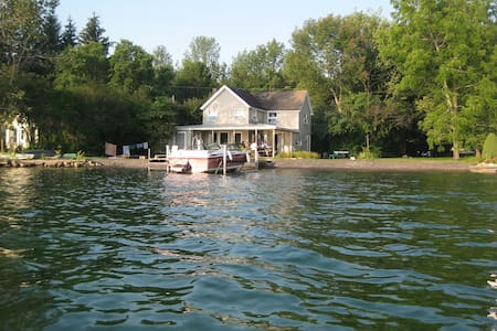 Slate Cove Cottage - Skaneateles - Kisház
