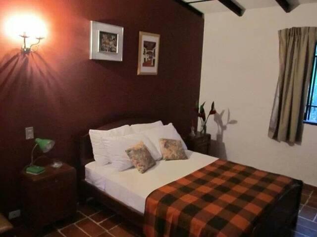 Habitacion en Hermosa Posada - Mérida - Huis