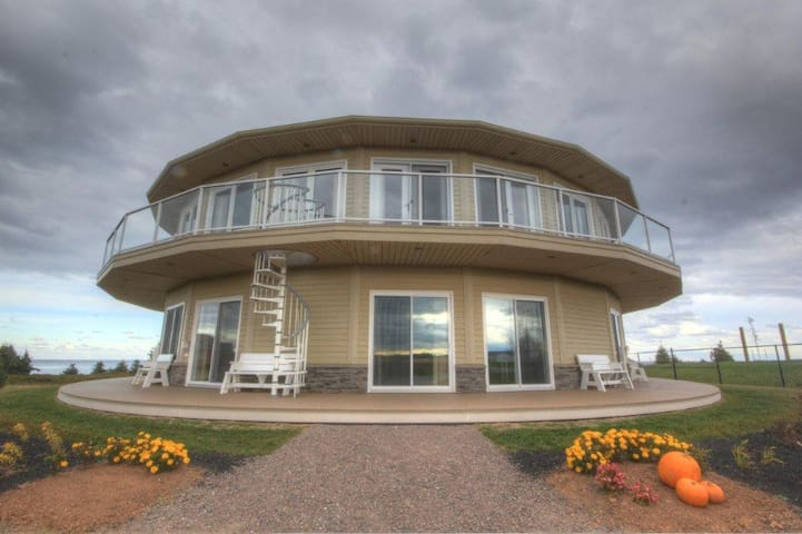 Canada's Rotating House, Suites, & Tours (Condo 1)