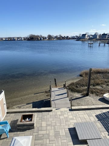 Waterfront Portsmouth Home With Breathtaking Views