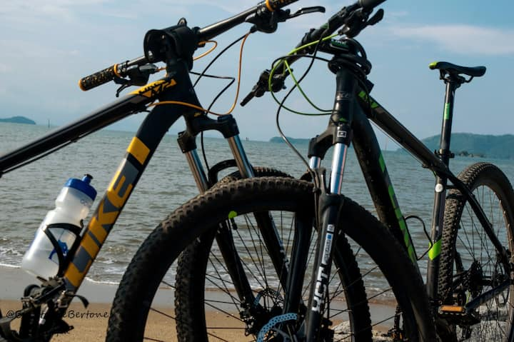 Bike + Praia