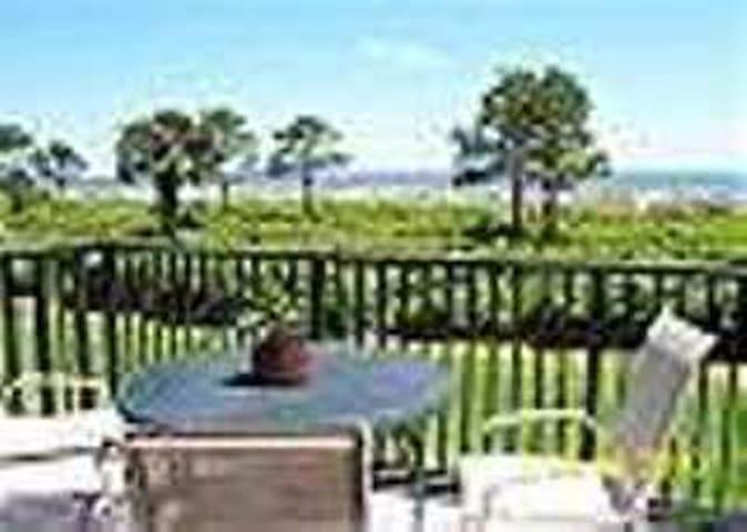Oceanfront villa (two week minimum) - Hilton Head Island - Casa de camp