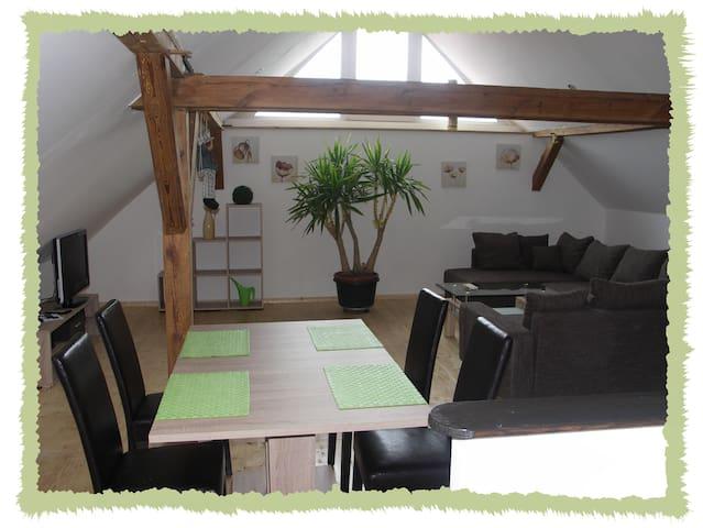 Ferienwohnung zum Bernerhof - Lindenberg - Apartment