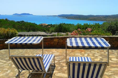 House with breathtaking sea view  - Porto Istana - Apartmen