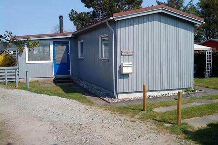 Nice little summerhouse near beach. - Broager - Cabin