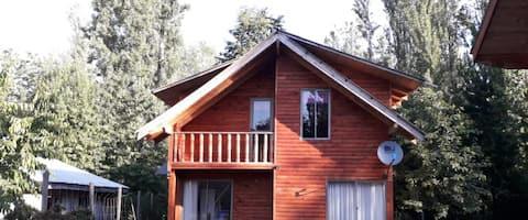Amplia Casa 2 pisos 10 personas Lago Calafquen