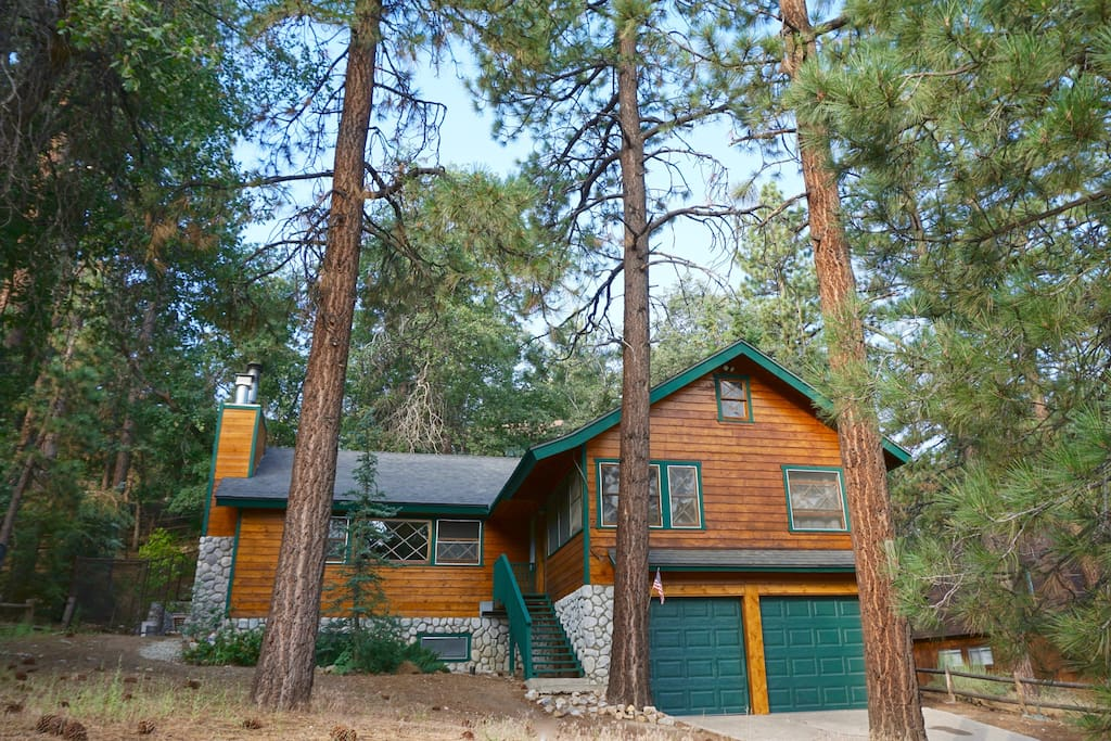 Sheephorn Lodge, Big Bear Lake, CA