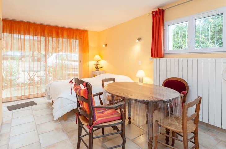 Loft w/ terrasse in sunny Provence - Beaumes-de-Venise - Haus