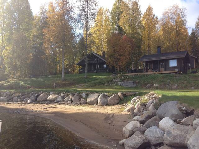 Own Villa on Lake Saimaa - Rantasalmi - 小屋
