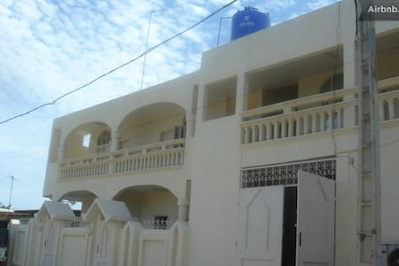 1 of 6 Apartments in guest house  - Cotonou