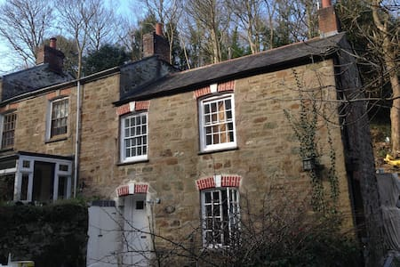 2 Bed Cottage, heart of the village - Saint Agnes