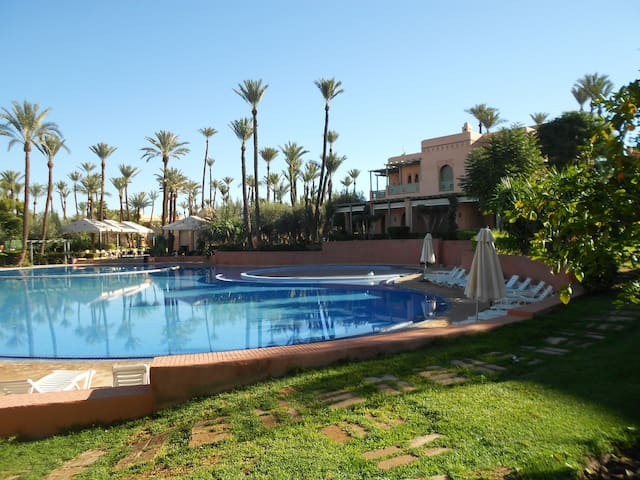 MAGNIFIQUE RESIDENCE MARRAKECH - Marrakesh - Appartement