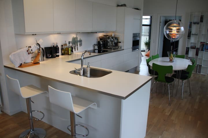 Exclusive 3 bedroom apartment - Herning - Apartemen