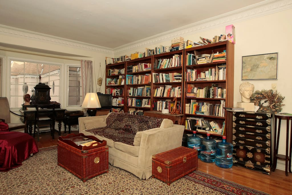 View of common area: living room