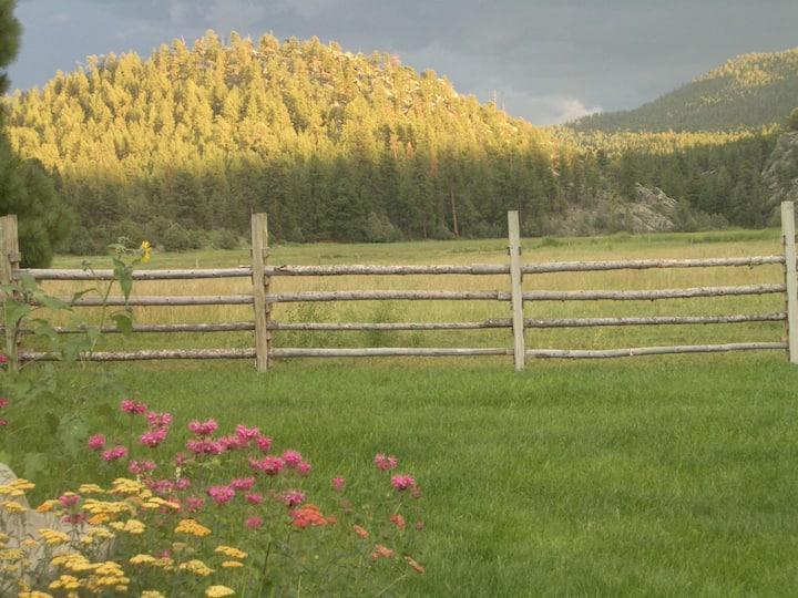 Cougar Ranch Remote Mountain Cabin