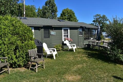 Adirondack Lake Champlain Brick House North