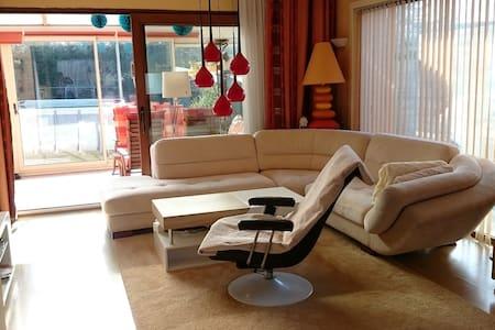 Chambre plein confort à VIMY - Vimy - Hus