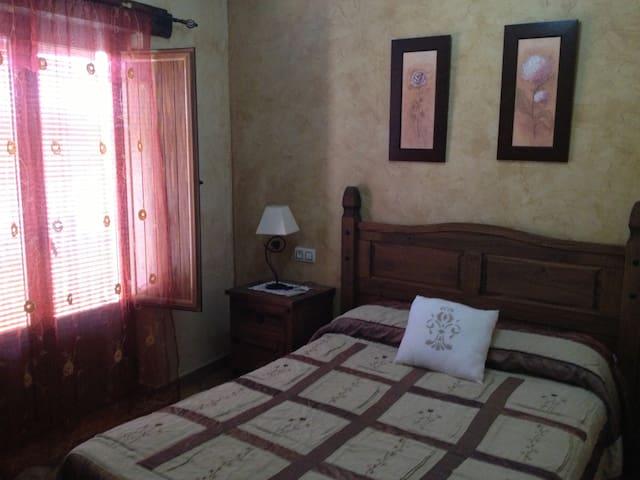 Apartamento en Zarza la Mayor para 2 personas