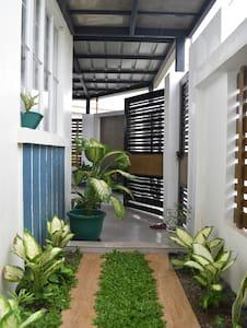 Cozy Modern Bungalow House