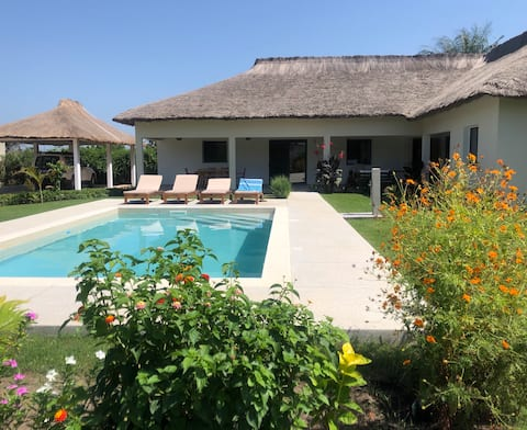 Villa Neuve 3 ch. - 3 Sdb. - Piscine privée -océan