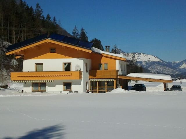 Family chalet on perfect location! - Schwendt - Casa