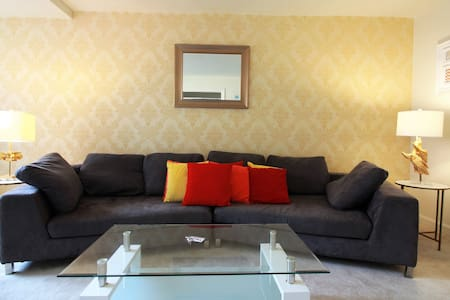 Lux, Spacious, chic, 3 min Metro - Арлингтон