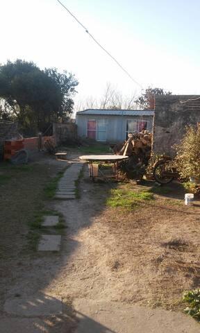 Casa de aventurera para aventureros - San Benito - Haus