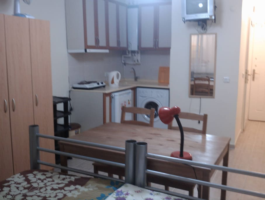One private rm around park houses for rent in sterling for One big room apartment