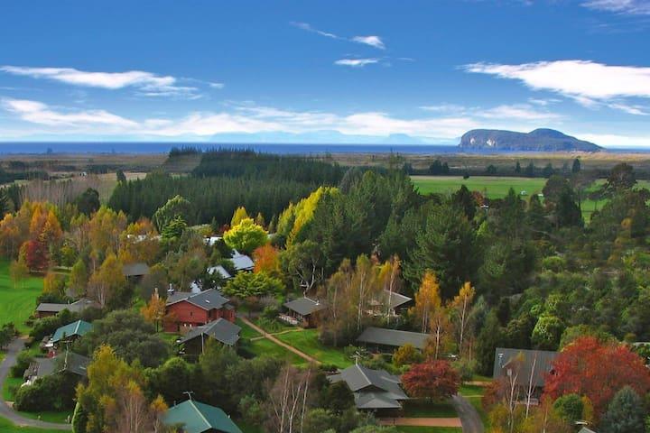 Tongariro Lodge Villas