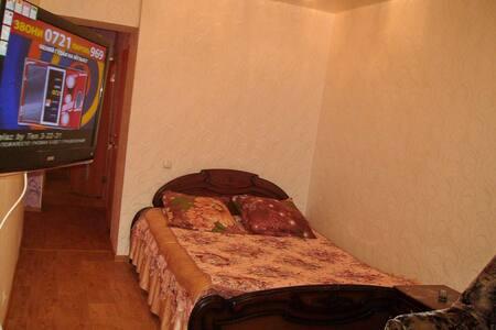 Уютная однокомнатная квартира - Žodzina